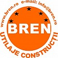 Logo BREN UTILAJE CONSTRUCTII SRL