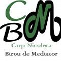 Logo CARP NICOLETA - BIROU DE MEDIATOR