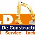 Logo D D UTILAJE DE CONSTRUCTII SRL