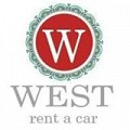 Logo WEST RENT A CAR