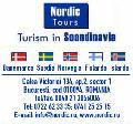 Logo NORDIC TOURS SRL
