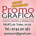 Logo PROMO GRAFICA SRL