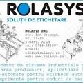 Logo ROLASYS SRL