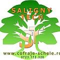Logo SALIGNY TECH