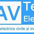Logo SAV TECH ELECTRIC SRL-D