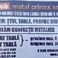 Logo SC ABMETAL CRINOX SRL