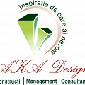 Logo SC AKA DESIGN DISTRIBUTION SRL