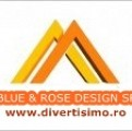 Logo SC BLUE ROSE DESIGN SRL
