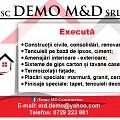 Logo SC DEMO M D SRL