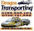 Logo SC DRAGOS TRANSPORTING SRL