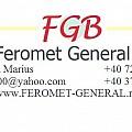 Logo SC FEROMET GENERAL SRL