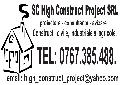 Logo SC HIGH CONSTRUCT PROJECT SRL