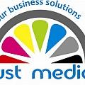Logo SC JUST MEDIA SRL