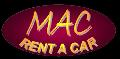 Logo SC MAC RENT A CAR SRL