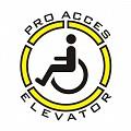 Logo SC PRO ACCES ELEVATOR SRL