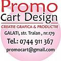 Logo SC PROMO CART DESIGN SRL