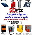 Logo SC SEVCO INSTALATII SRL
