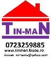 Logo SC TIN MAN SRL