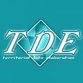 Logo T.D.E TERRITORIAL DATA ELABORATION SRL