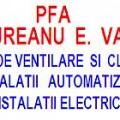 Logo UNGUREANU E. VASILE PFA