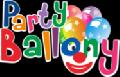 Logo PARTYBALLONY