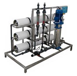 sistem de filtrare al apei, osmoza inversa industriala
