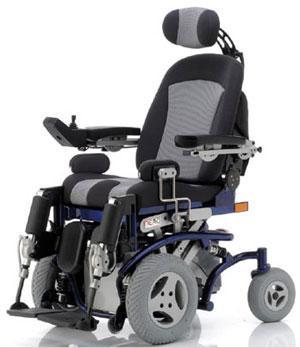 FOTOLIU RULANT ELECTRIC NEMO ALPHA scaun cu rotile multifunc