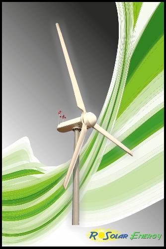 Turbina eoliana 3KW