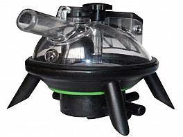 Corp colector complet oval pentru aparate de muls