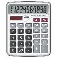 Calculator metalic de birou 10 digits