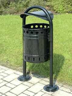 Cos de gunoi stradal model 3467