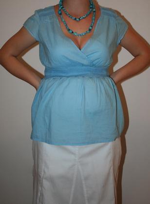 Bluza Gravide Pentru Vara (Gap)