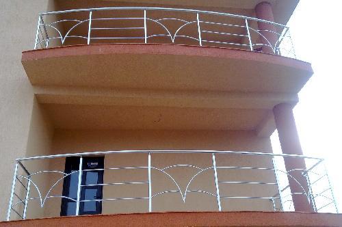 Balustrade inox modern
