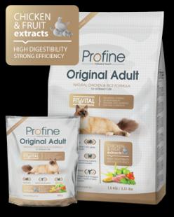 Hrana PROFINE pentru pisici