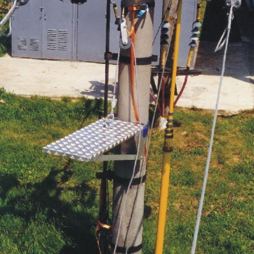 Platforma de lucru la inaltime cu accesorii de ridicare PLI