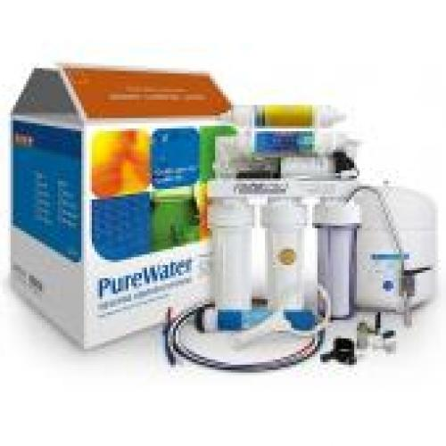 Sistem de purificare prin osmoza inversa, cu mineralizare,fa
