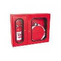 Cutii hidrant cu suport stingator