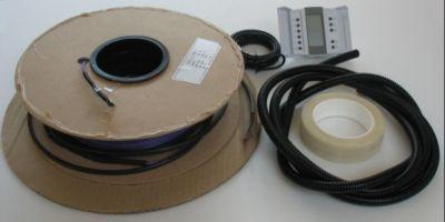 Kit incalzire electrica cu cablu