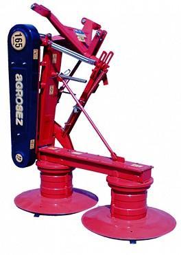 Cositoare mecanica cu tambur Agrosez165 - Cositoare