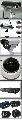 Camere supraveghere video alb-negru