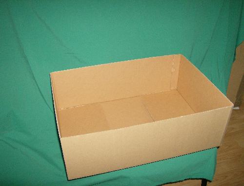 cutie fără capac