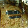 Amenajari bucatarii cu granit madura gold (ploiesti)
