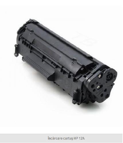 Incarcari cartuse laser HP