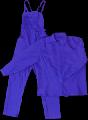 Costume salopeta ignifugate