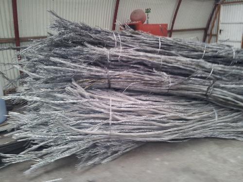 Colectare deseuri aluminiu