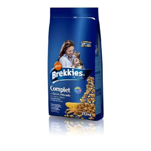 Mancare pentru pisici Brekkies Excel Complet