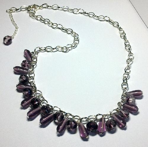 Set bijuterii Murano