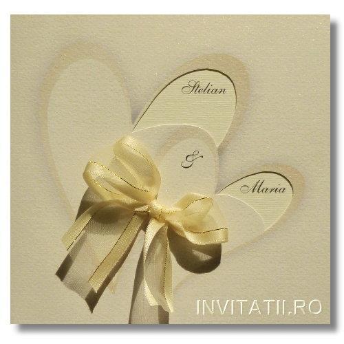Invitatii de nunta FV1