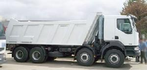 Camioane constructii
