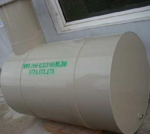 Rezervor apa de ploaie 2000 litri subteran - Rezervoare